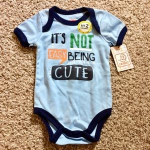 Other - Boy graphic onesie, bodysuit, cute baby clothes
